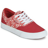 Supra  COBALT  women's Shoes (Trainers) in Red