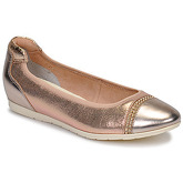 Tamaris  JOYA  women's Shoes (Pumps / Ballerinas) in Pink