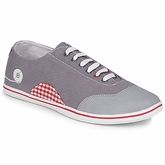 The Cassette  THE BOBI  men's Shoes (Trainers) in Grey