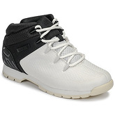 Timberland  EURO SPRINT FABRIC  men's Mid Boots in White