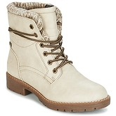 Tom Tailor  LIMEBE  women's Mid Boots in White