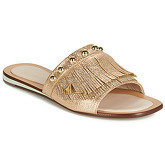 Tosca Blu  BIBI  women's Mules / Casual Shoes in Gold
