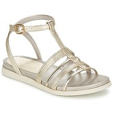 Unisa  PY  women's Sandals in Silver