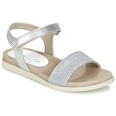Unisa  PARCE  women's Sandals in Silver