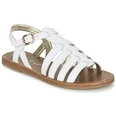 Unisa  YOLETA  women's Sandals in White