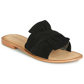Vero Moda  KALA LEATHER  women's Mules / Casual Shoes in Black