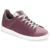 Victoria  DEPORTIVO TERCIOPELO  women's Shoes (Trainers) in Purple