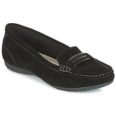 Wildflower  VISAGE  women's Loafers / Casual Shoes in Black