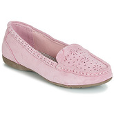 Wildflower  STEFANI  women's Loafers / Casual Shoes in Pink