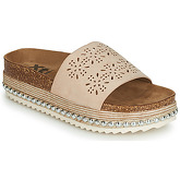 Xti  48771  women's Mules / Casual Shoes in Beige