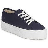 Yurban  SUPERTELA  women's Shoes (Trainers) in Blue