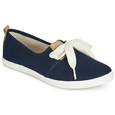 Yurban  ISOURITE  women's Shoes (Trainers) in Blue