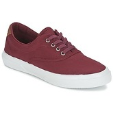 Yurban  ELIOUNE  men's Shoes (Trainers) in Red