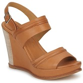 Zinda  HAPPY  women's Sandals in Brown