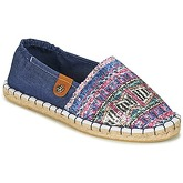 Banana Moon  ROCALU  women's Espadrilles / Casual Shoes in Multicolour