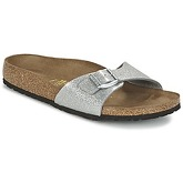 Birkenstock  MADRID  women's Mules / Casual Shoes in Silver