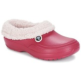 Crocs  Ralen Clog K  women's Clogs (Shoes) in pink