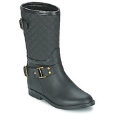 Be Only  MATTY  women's Wellington Boots in Black
