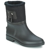 Be Only  DIVINE  women's Wellington Boots in Black