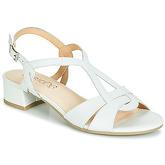 Caprice  ISIS  women's Sandals in White