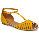 Emma Go  LILY  women's Sandals in Yellow