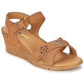 Manas  -  women's Sandals in Brown