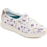Padders  Regrow Womens Casual Slip On Shoes  women's Shoes (Trainers) in Purple