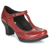 Art  HARLEM  women's Court Shoes in Red
