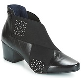 Dorking  REINA  women's Low Ankle Boots in black