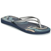 Havaianas  SLIM ORGANIC  women's Flip flops / Sandals (Shoes) in multicolour