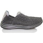 Bernie Mev  VICTORIA BLACK GREY W  women's Shoes (Trainers) in Black