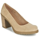 Casual Attitude  CORBO  women's Court Shoes in Beige