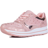 Spylovebuy  Cassowary  women's Shoes (Trainers) in Pink