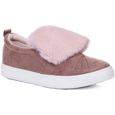 Spylovebuy  Bonbon  women's Shoes (Trainers) in Pink