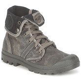 Palladium  BAGGY US  women's Mid Boots in Grey