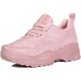 Spylovebuy  Flaime  women's Shoes (Trainers) in Pink