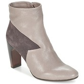 Chie Mihara  FLINT  women's Low Ankle Boots in Grey