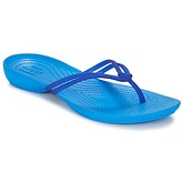 Crocs  ISABELLA FLIP W  women's Sandals in Blue