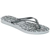 Havaianas  SLIM ANIMALS  women's Mules / Casual Shoes in Grey
