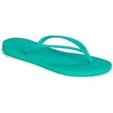 Havaianas  SLIM  women's Flip flops / Sandals (Shoes) in Green