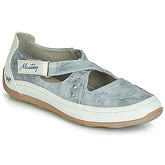 Mustang  1306201-240  women's Shoes (Pumps / Ballerinas) in Blue