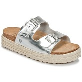 Betty London  ESKILE  women's Mules / Casual Shoes in Silver