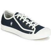 G-Star Raw  REVULC CANVAS  women's Shoes (Trainers) in Blue