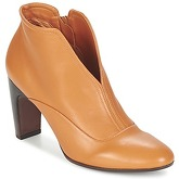 Chie Mihara  FEDORA  women's Low Ankle Boots in Orange