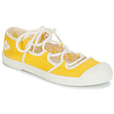 Le Temps des Cerises  BASIC LOU  women's Shoes (Pumps / Ballerinas) in Yellow