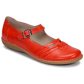 Casual Attitude  JALAYETE  women's Shoes (Pumps / Ballerinas) in Red