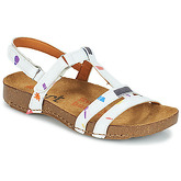 Art  I BREATHE  women's Sandals in White