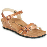 Papillio  LANA  women's Sandals in Gold