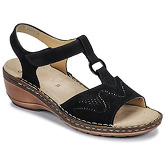 Ara  KEY-WE  women's Sandals in Black