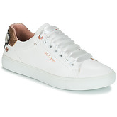 Dockers by Gerli  44MA206-595  women's Shoes (Trainers) in White